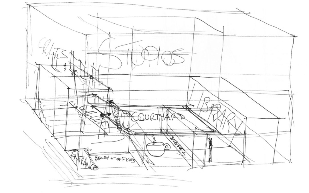 Volumetric Sketch