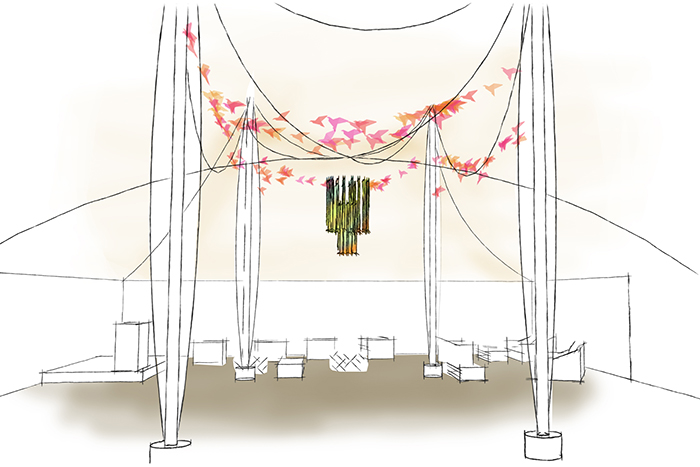 Festival Elements Design