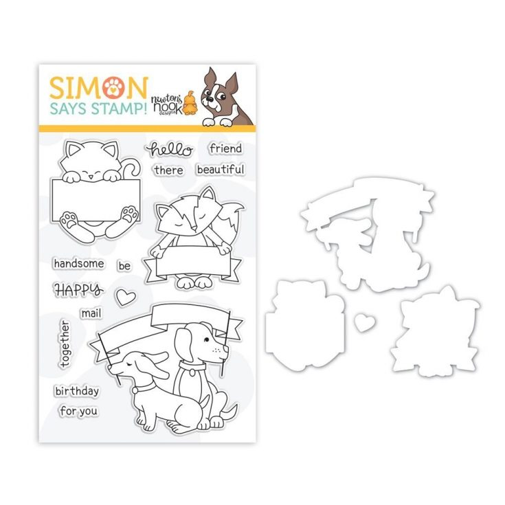 STAMPtember® Exclusive Limited Edition: Newton's Nook