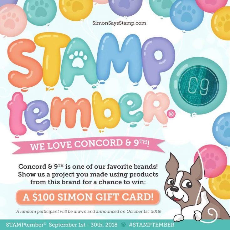 Concord & 9th STAMPtember