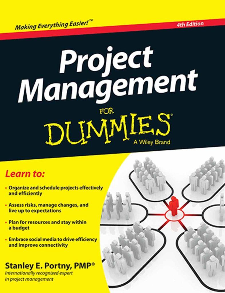 Project Management For Dummies and NonDummies  SimonStapletoncom