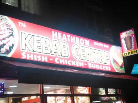 heathrow kebab center