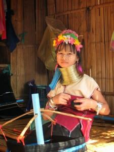 Karen Tribe ( Long Neck People)
