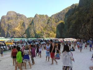 'The Beach' Thailand