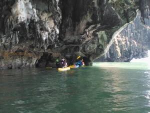 Phang Nga Bay Phuket Thailand