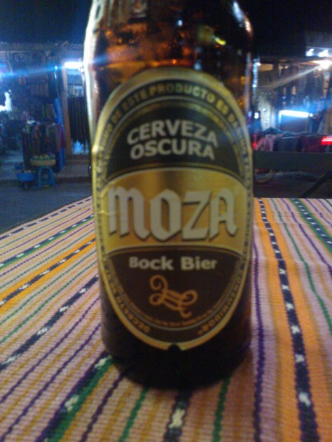 Beers of guatemala