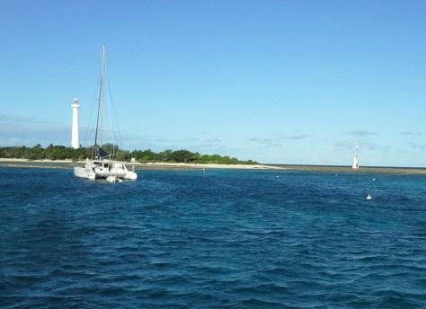 amedee island cruising new caledonia