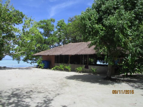 Tunnung island clems place