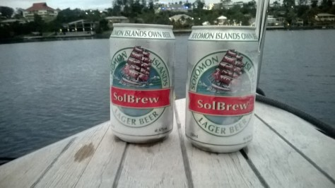 Beers of the solomons solbrew