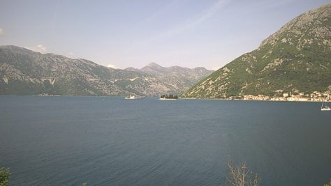Kotor bay montenegro