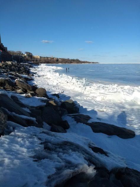 Duluth lake suoerior