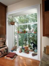 Garden Window Decorating Ideas to Brighten Up Your Home