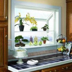 Kitchen Window Ideas Drop Leaf Table And Chairs Garden Decorating To Brighten Up Your Home