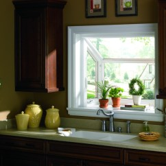 Kitchen Windows Canisters Window Ideas And Styles To Inspire Your Inner Chef Keep Green Thumb Year Round With Garden
