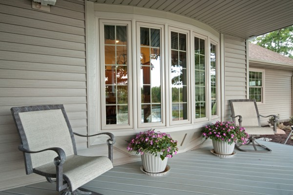 Replacement Bay Windows  Bow Windows  Simonton Windows  Doors