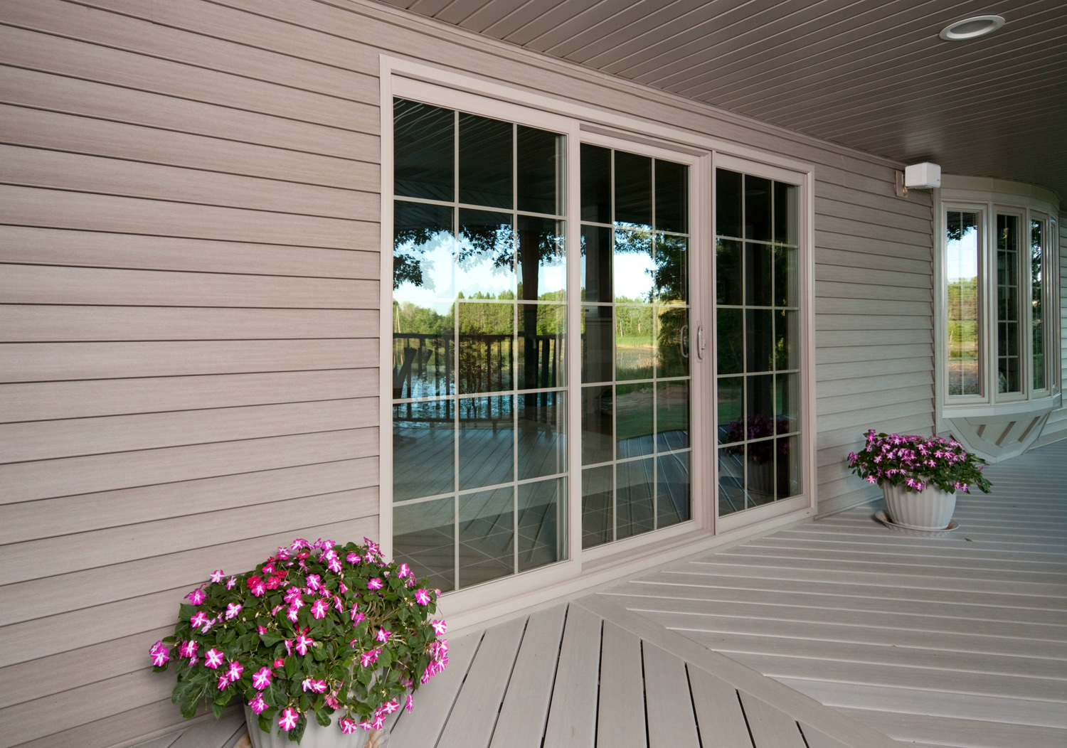 Replace Window With Sliding Glass Door