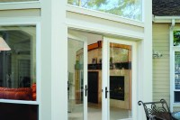 Hinged Glass Patio Doors