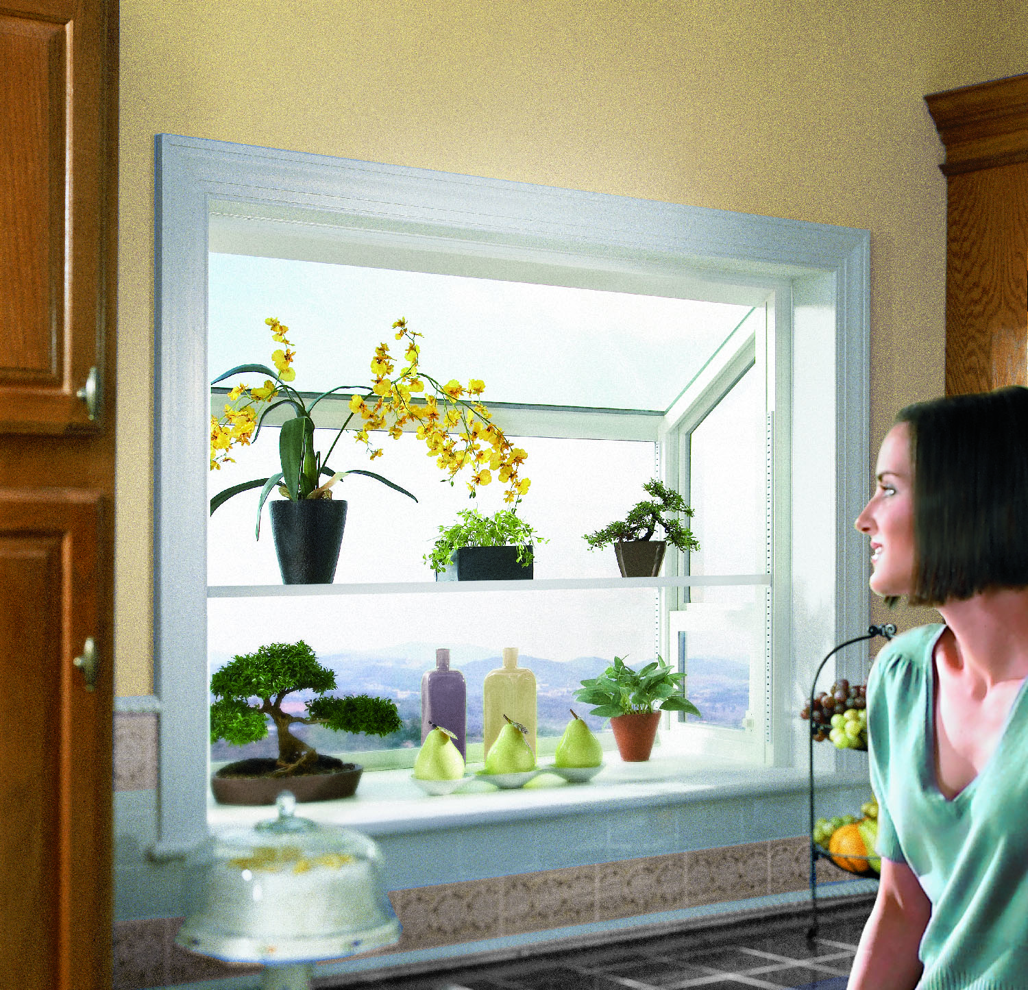 greenhouse kitchen window island bars gallery archive page 5 of 10 simonton windows and doors