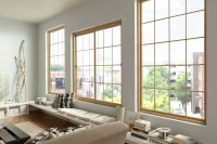 Maple interior slider windows | Simonton Windows & Doors