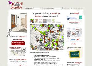 Peuplade screenshot