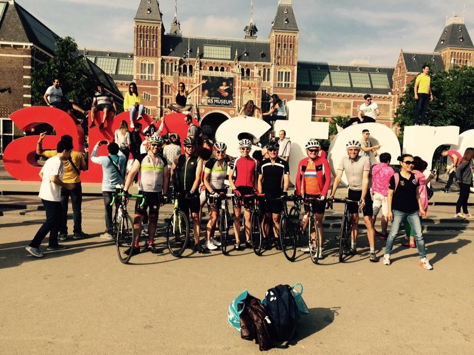Amsterdam finish