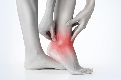 ankle Shockwave Therapy Treatment in Cheltenham Gloucestershire