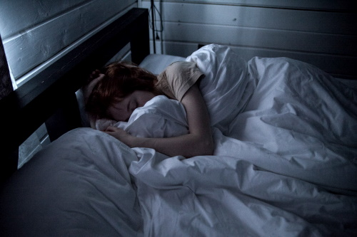 Simpatia para dormir bem
