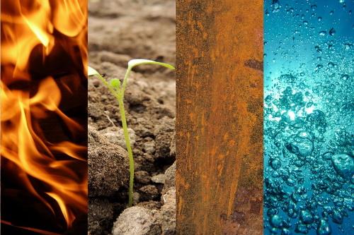 Simpatia dos 4 elementos para limpar o corpo e alma