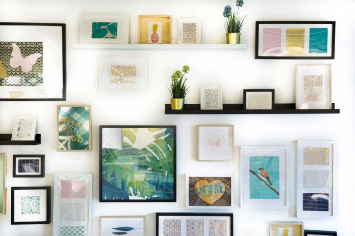 10 Create Your Personal Gallery via simphome