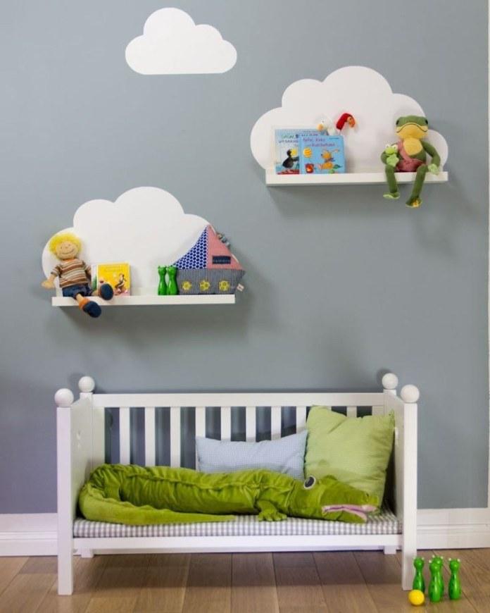 12 Give simple shelves a celestial upgrade via simphome