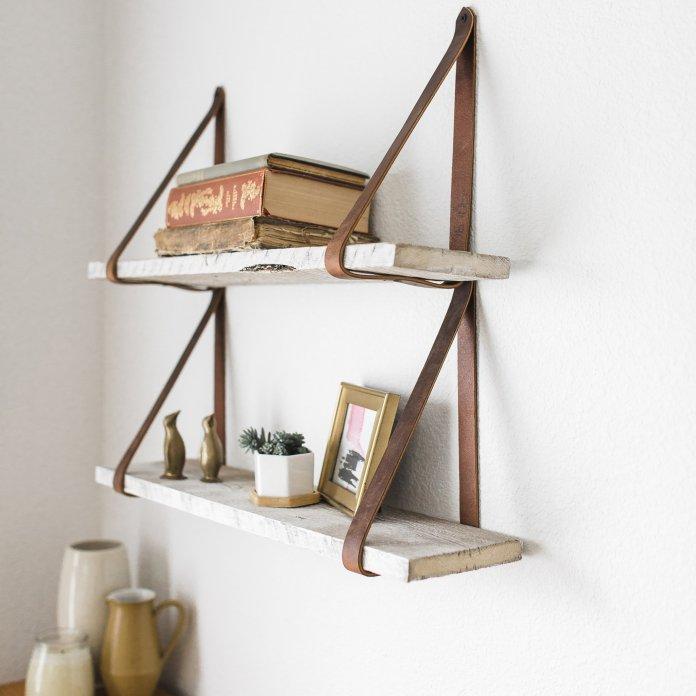 simphome hanging bookshelf