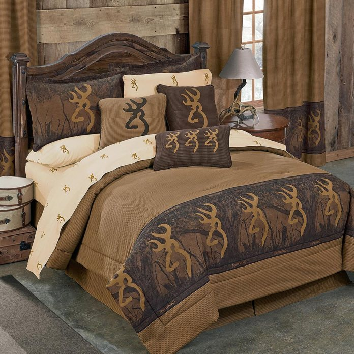browning buckmark bedding