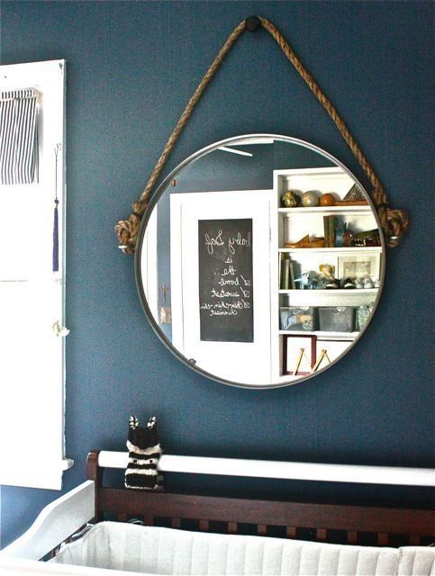 37 Turn a Grundtal mirror to a Restoration Hardware worthy one Simphome