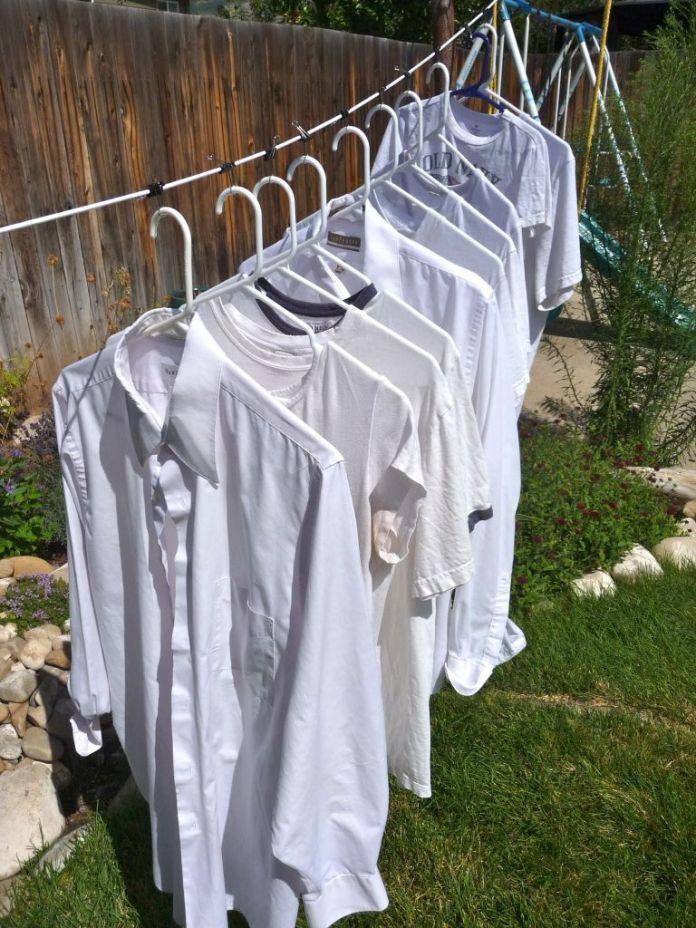 simphome dry clothes
