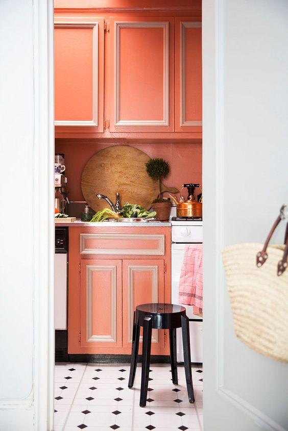 2 Nuansa Merah Muda di Dapur simphome com