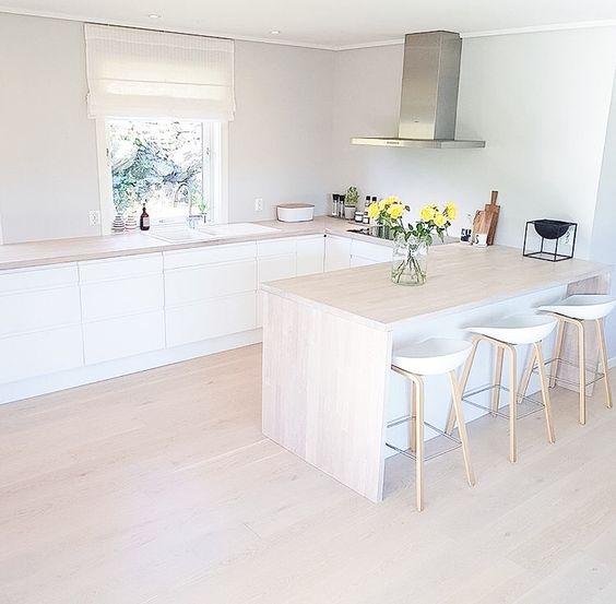Fresh and Stylish Kitchen 1 Simphome com