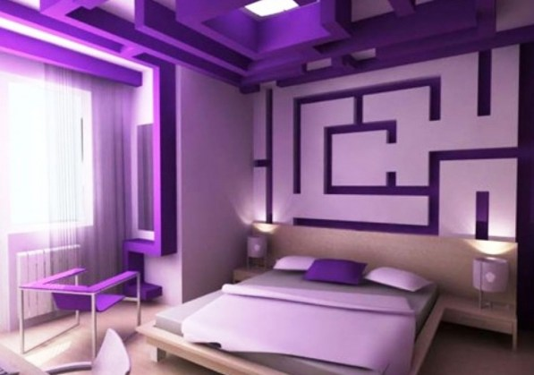 Purple for boy bedroom 4 Simphome com