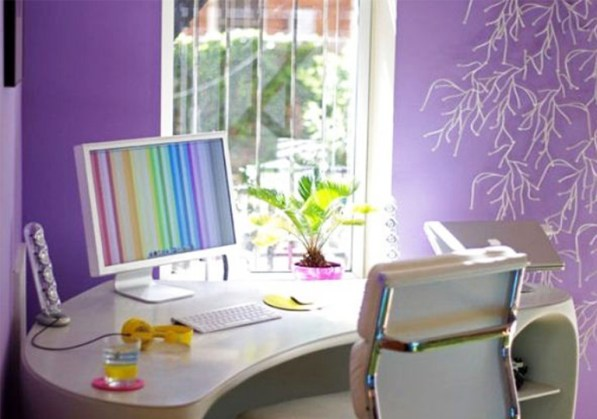 Purple office 10 Simphome com