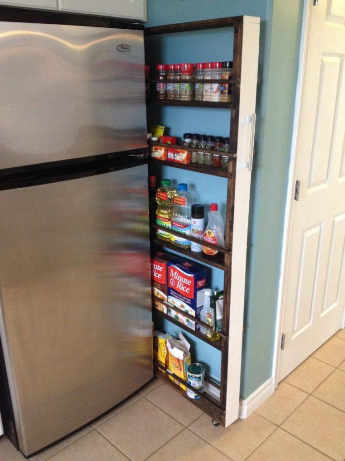 Slide out pantry Simphome com