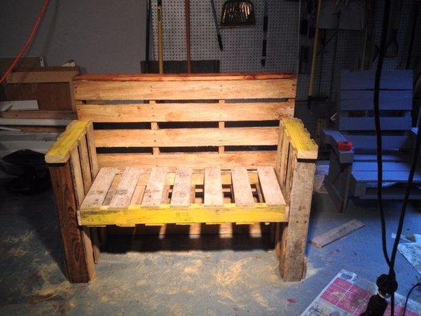simphome bench