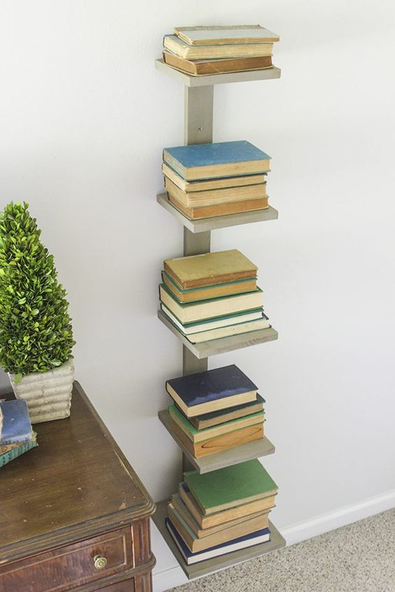 simphome book shelf