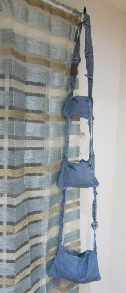 simphome jeans plant hanger