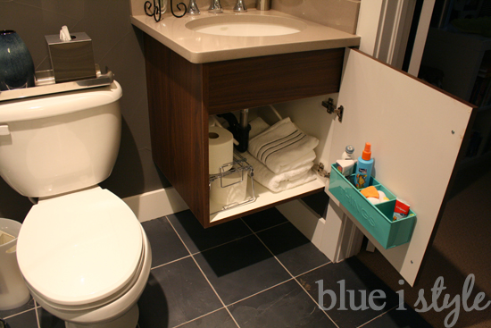 simphome bathroom storage