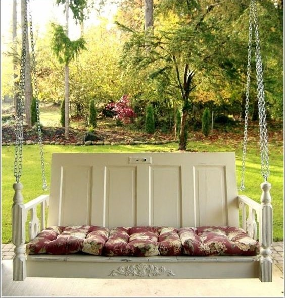 simphome porch swing