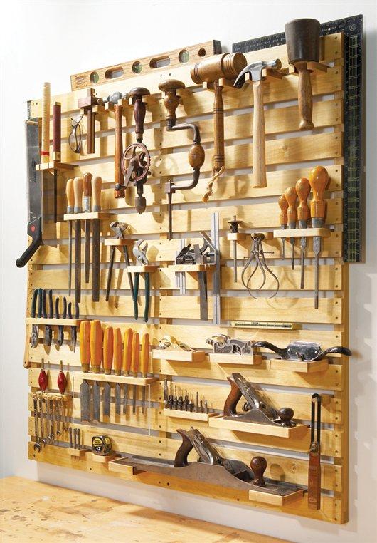 simphome tool rack