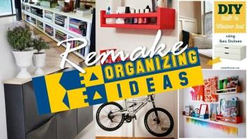 32 Creative IKEA Storage and Furniture Hacks   Simphome