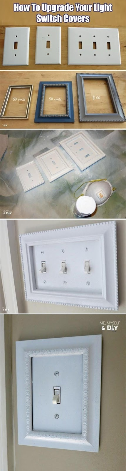 Decorate your light switch