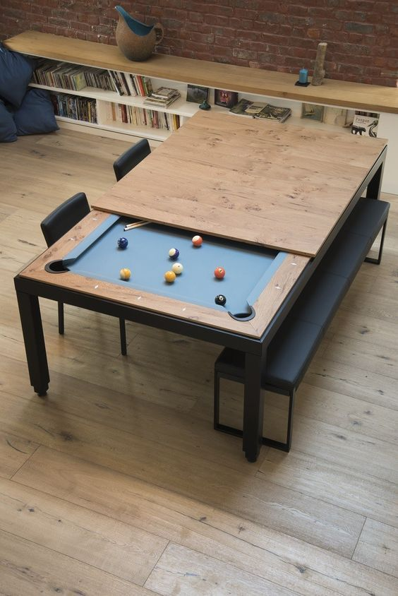 4 Pool and Dining Table 4 Simphome com
