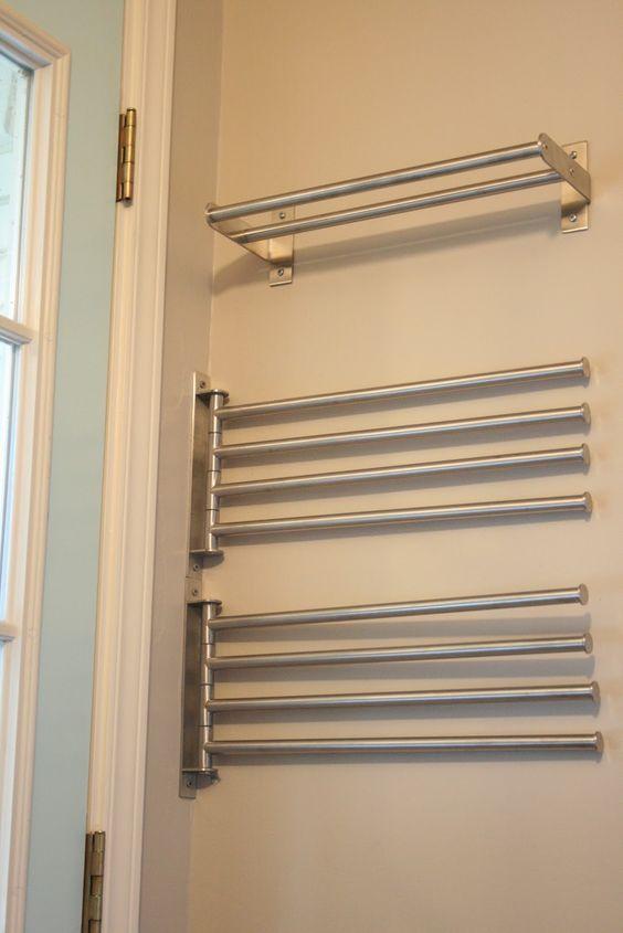 Additional Racks Behind Door Simphome com 1