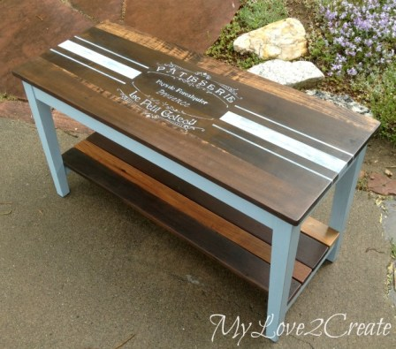 17 French Inspired Piano Bench Makeover 1 Simphome com